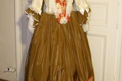 Robe à la française Rose