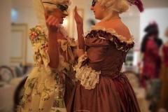 Conversation entre la barone de Beauboisel et la marquise de Guermansay