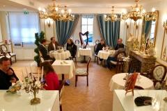 Salon baroque - Dîner théâtre