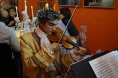 Prestation orchestre baroque