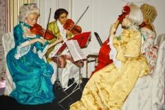 Quatuor en musique