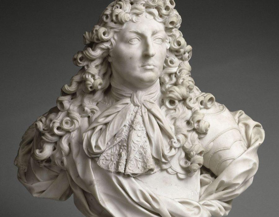 Théâtre paticipatif - Banquet Louis XIV - Buste