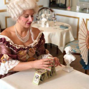 Cabaret baroque - Diner des Comtesses - Jeu de Cartes