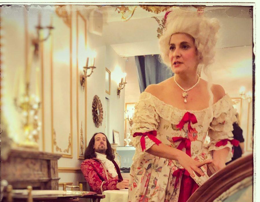 Théâtre à la Table - Louis XV & ses liaisons dangereuses - Jalousie