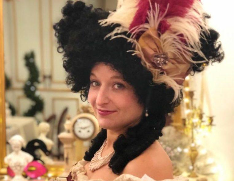 Théâtre à la Table - Marie Antoinette ou les femmes à la Cour - Courtisane & amie de la Reine