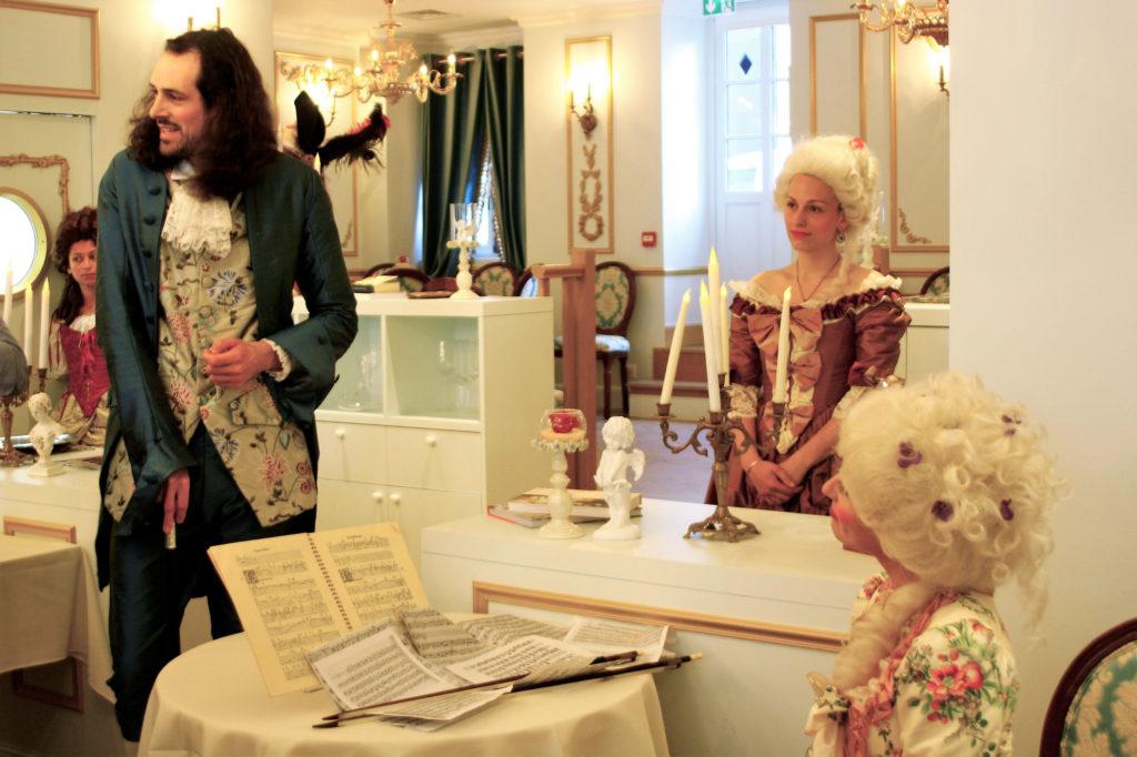 Photographies Une soirée unique et sublime grâce au Dîner des Duchesses & ses Vins