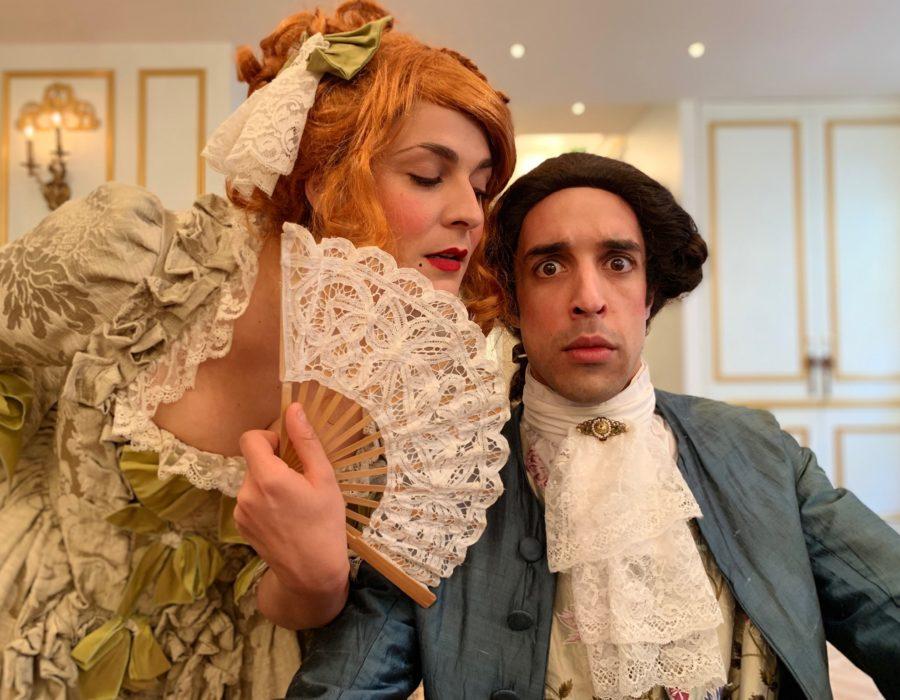 Théâtre à la Table - Marie Antoinette ou les femmes à la cour - Vengeance
