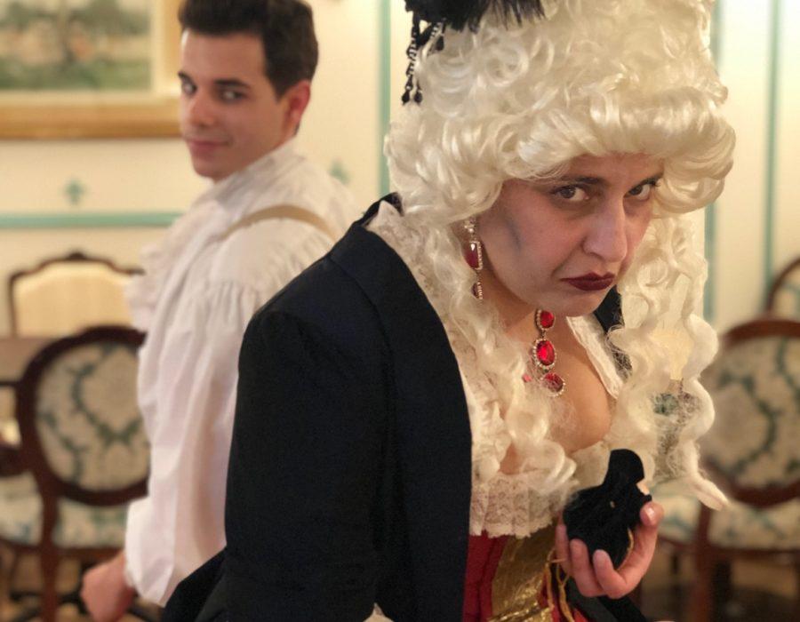 Théâre de Salon - Mois Molière - Mécontente