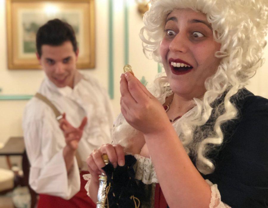 Théâre de Salon - Mois Molière - Bourse aux pièces d'or