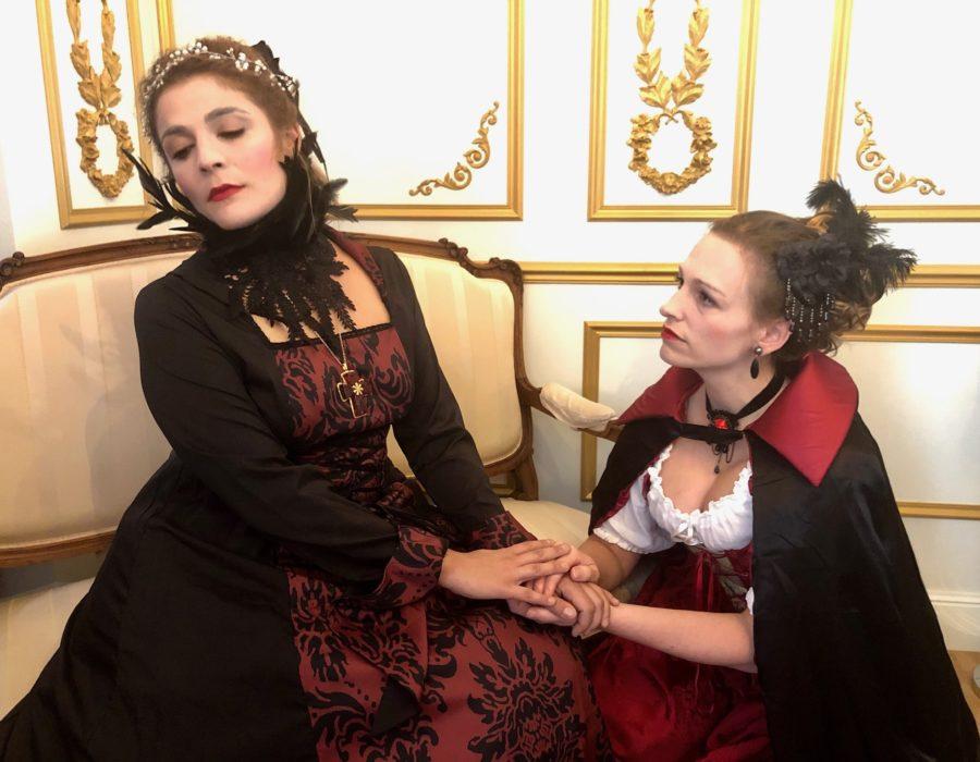 Théâtre Participatif - Banquet Marie Stuart - Stuart & Livingstone
