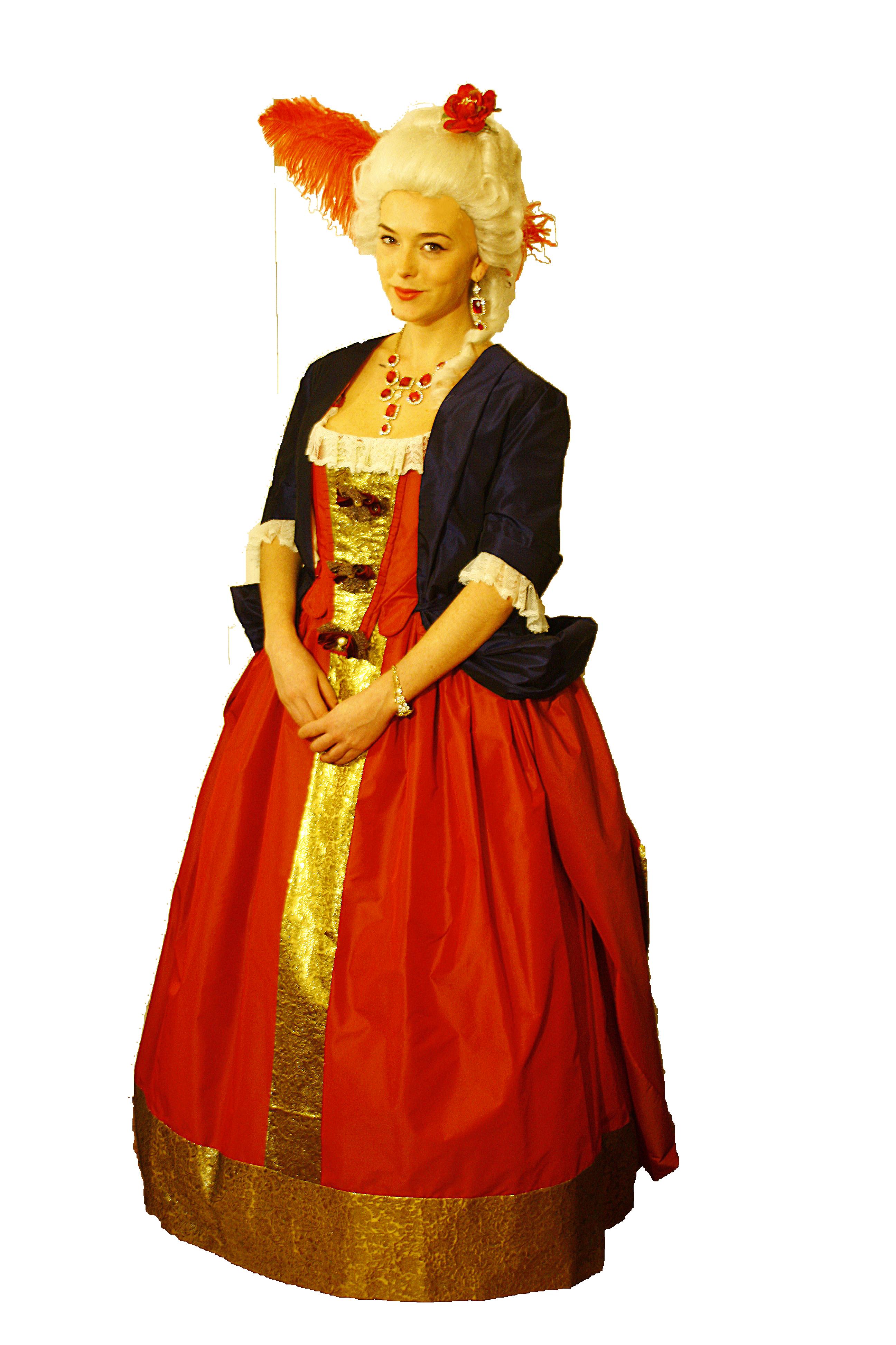 Cabaret Baroque - Marquise du 17e siècle
