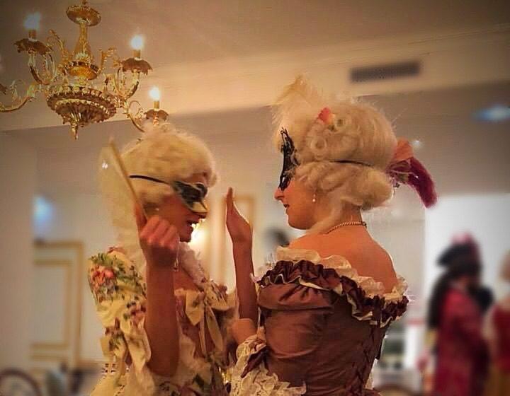 Théatre participatif - Soirée de Gala Maquise de Guermansay & sa soeur